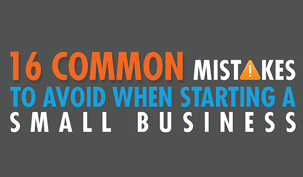16 Common Mistakes to Avoid When Starting Your Own Business - Yhon Soto Solutions