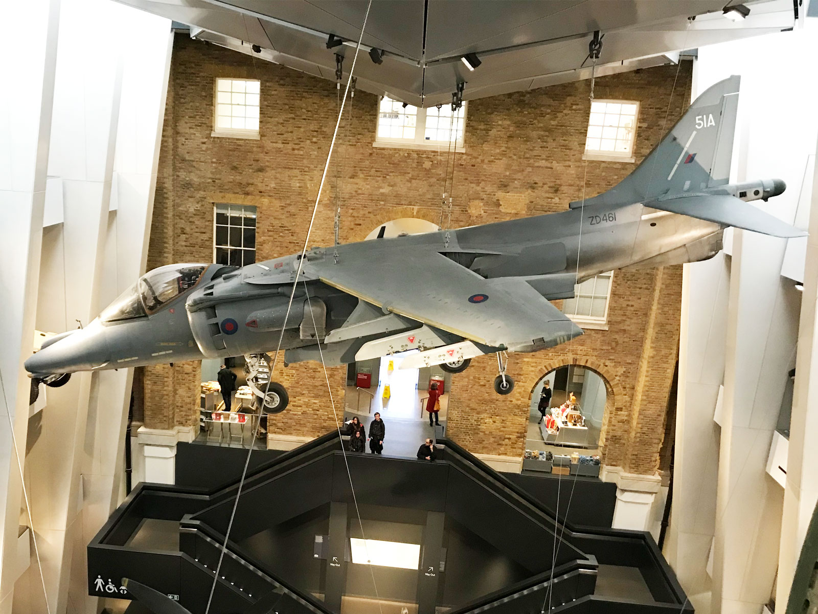 Imperial War Museum Places Visited Yhon Soto Solutions